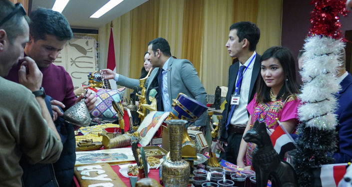 Традиционная рождественская ярмарка прошла в Нур-Султане