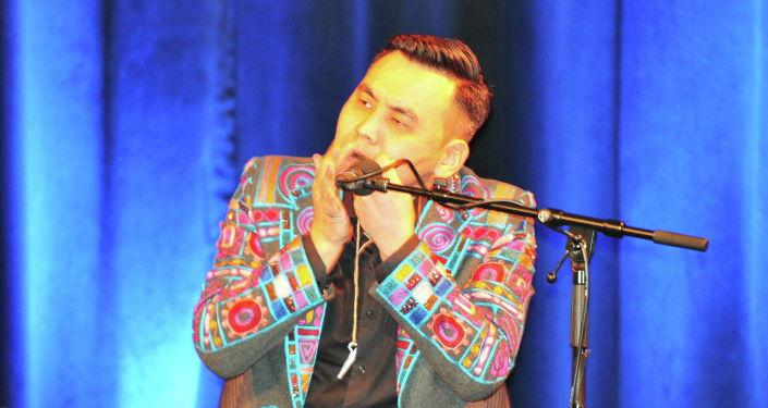 Казахстанская группа Ұлы дала выступила 1 декабря с концертом в Национальной джаз-сцене Виктория в Осло