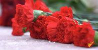 Казахстан передал в Россию землю с могил солдат ВОВ, умерших в госпиталях