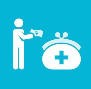 Инфографика: Обязательное социальное медицинское страхование