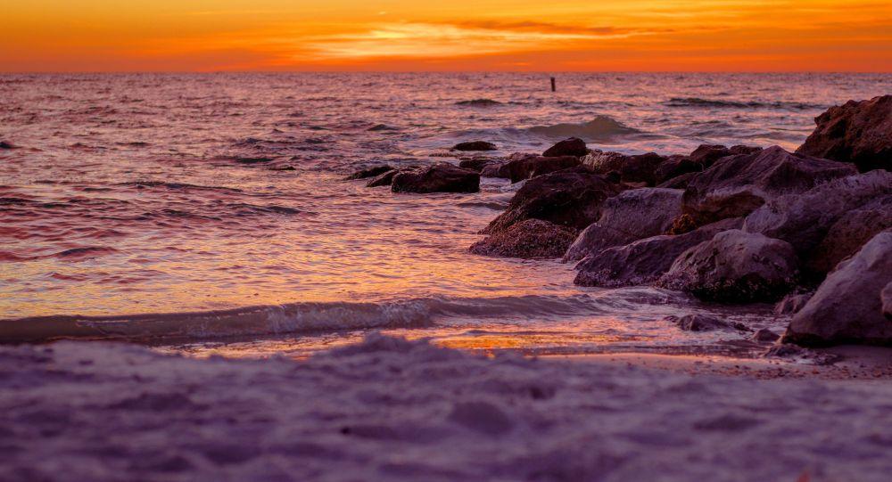 Пляж Флорида, иллюстративное фото