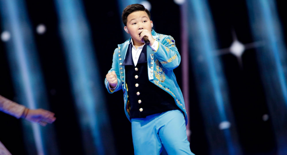Ержан Максим Балалар Евровидениесі 2019 байқауында