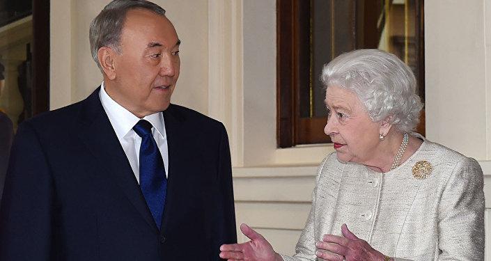 Ұлыбритания патшайымы ІІ Елизавета