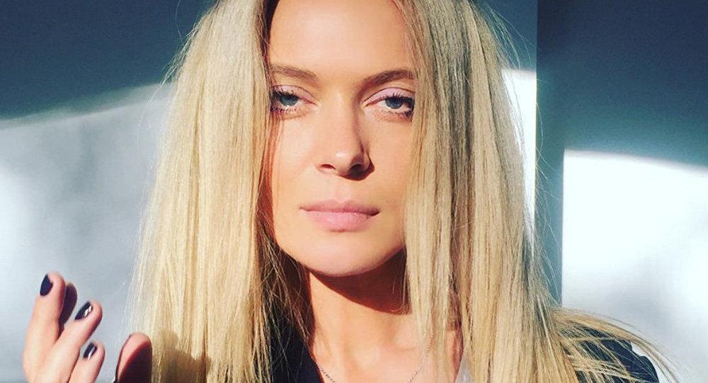 Белорусская модель Наталья Макей