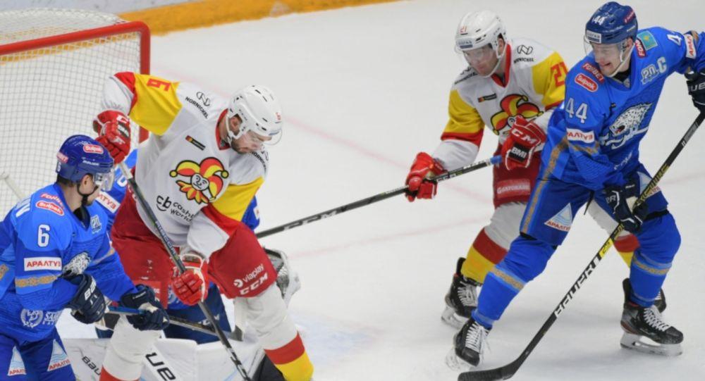 КХЛ 2019/2020: БАРЫС - ЙОКЕРИТ