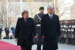 Касым-Жомарт Токаев и Ангела Меркель провели переговоры