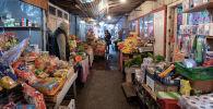 Алматыдағы Никольский базары, архивтегі сурет