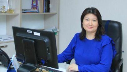 Пресс-секретарь Казгидромета Алина Исмагулова