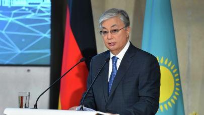 Глава государства Касым-Жомарт Токаев принял участие в 28-м заседании Берлинского Евразийского клуба