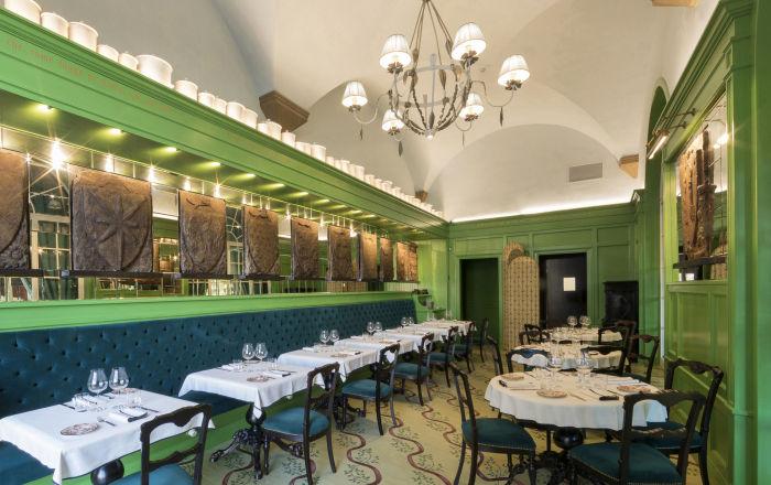 Ресторан Gucci Osteria da Massimo Bottura только что удостоился звезды Мишлен 2020