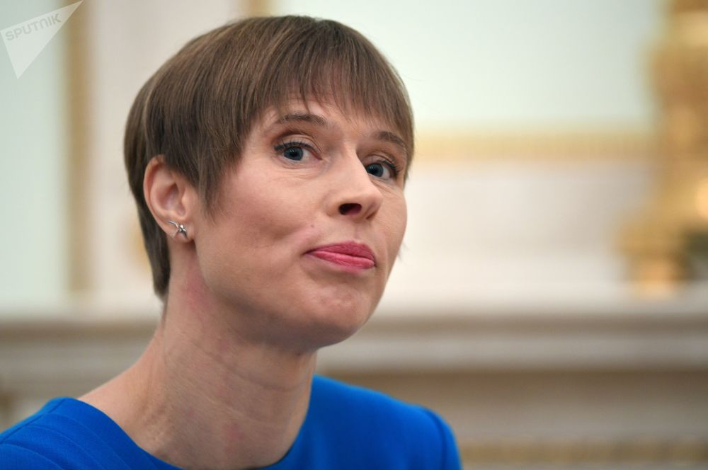 Керсти Каальюлайд - эстониялық экономист әрі саясаткер. 2016 жылғы 10 қазанда Эстония президенті қызметіне кірісті.
