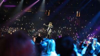 Димаштың АҚШ-тағы концерті