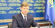 Первый заместитель начальника штаба Антитеррористического центра КНБ Казахстана полковник Сергей Швейкин