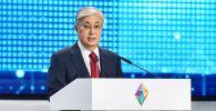 Церемония вручения премии президента Казахстана Алтын сапа