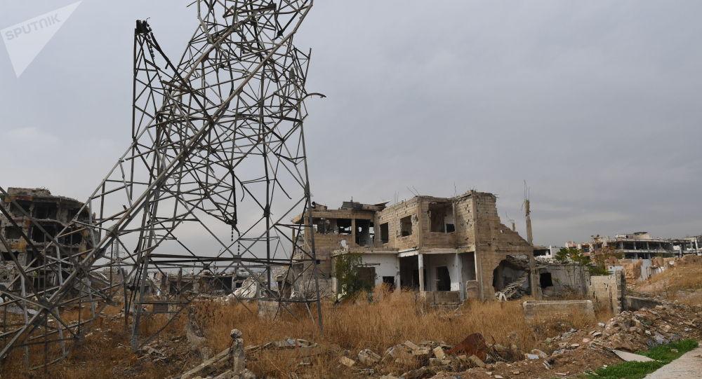 Дамаск қаласының маңы