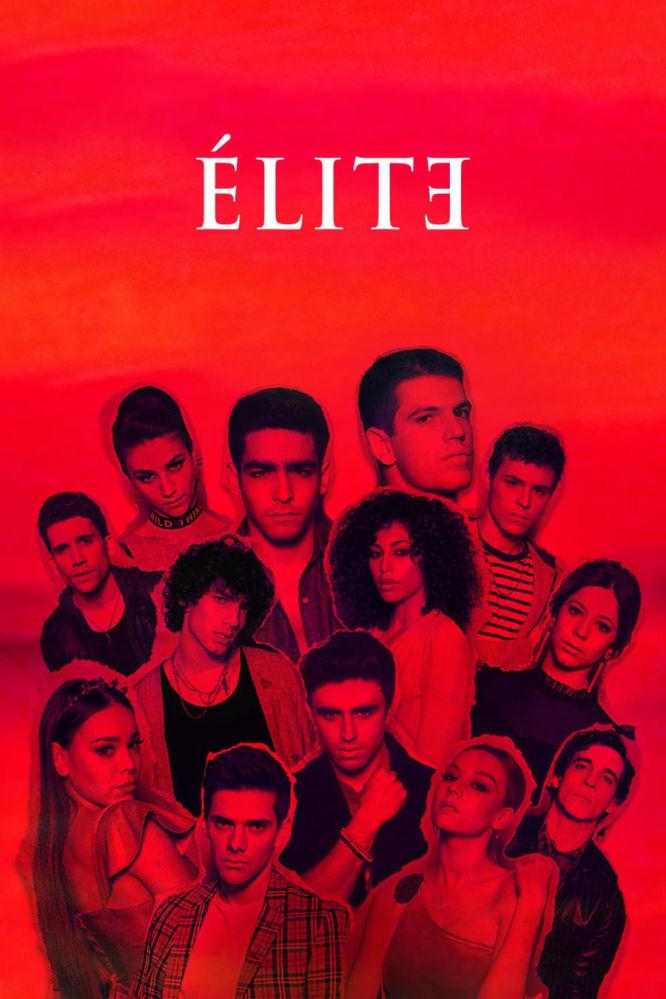 Постер к испанскому сериалу «Элита»
