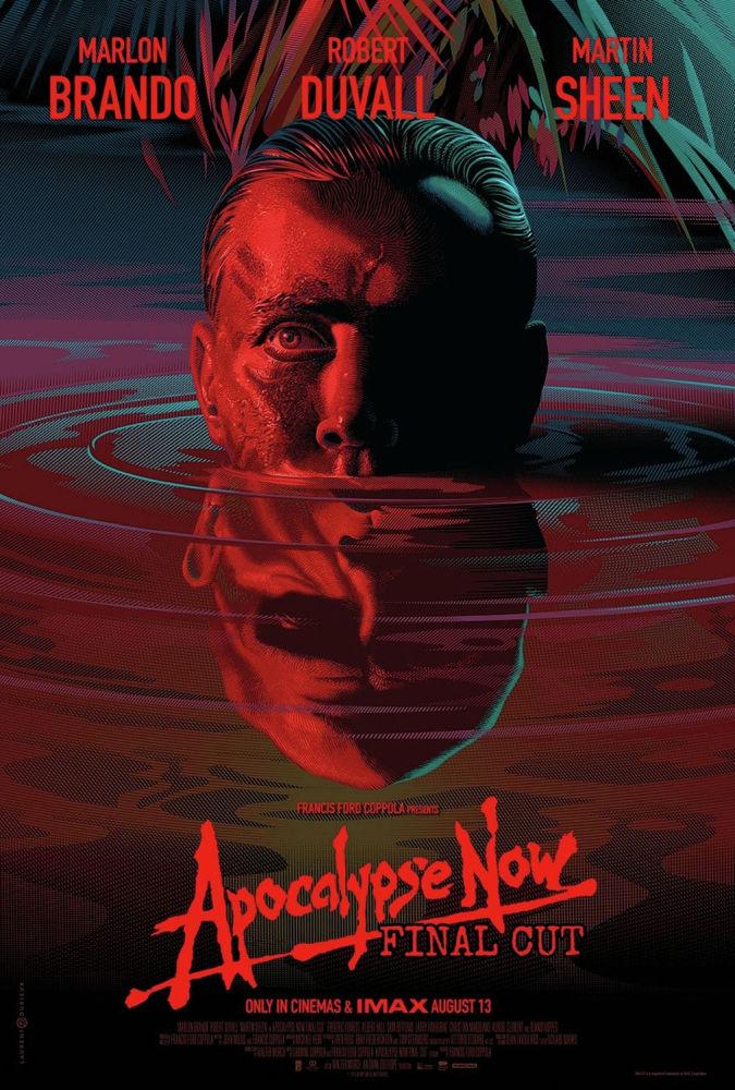 Постер к фильму Ф.Ф. Копполы «Апокалипсис сегодня»