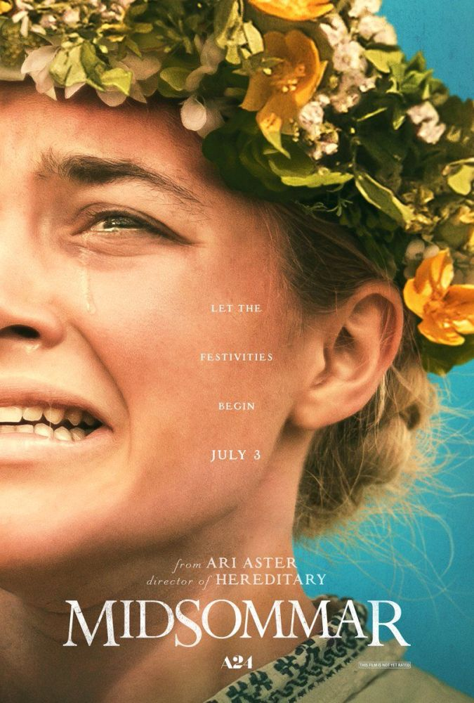 Постер к американскому триллеру «Солнцестояние»