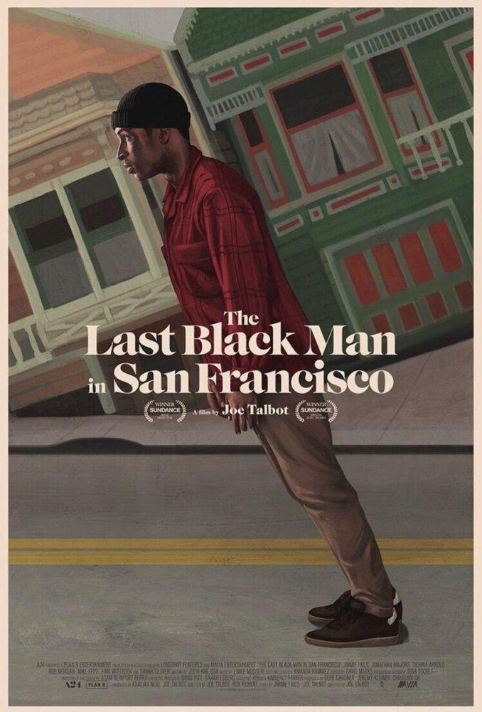 Постер к фильму «Последний черный в Сан-Франциско»