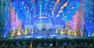 Димаш выступил на концерте по случаю Дня Независимости