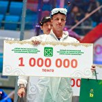 Андрей Манько из Алматы выиграл чемпионат РК по гонкам на дронах