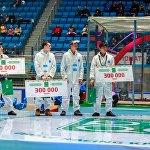Четыре финалиста чемпионата РК по гонкам на дронах