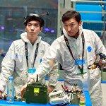 Чемпионат РК по гонкам на дронах