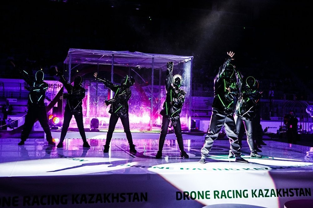 Drone Racing Kazakhstan атты дрондар жарысынан алғашқы республикалық чемпионат
