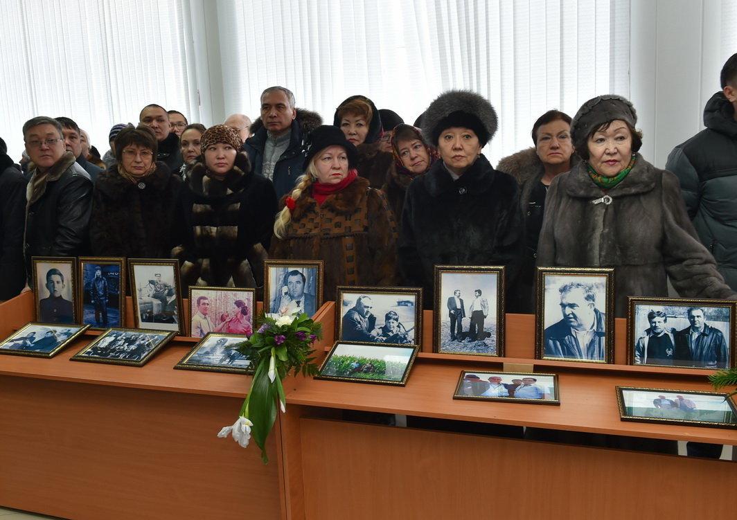 В Северном Казахстане простились с Геннадием Зенченко