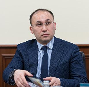 ҚР ақпарат және коммуникациялар министрі Дәурен Абаев