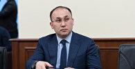 Министр информации и коммуникаций Республики Казахстан Даурен Абаев