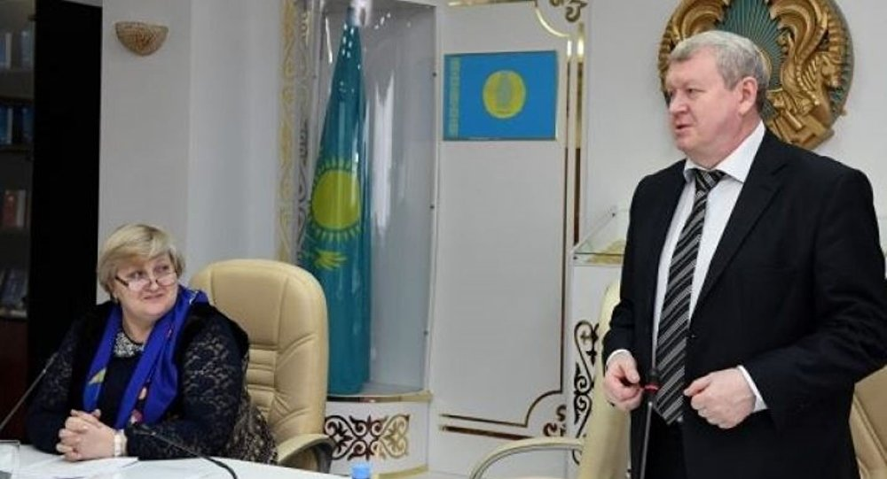 Наталья Калашникова и Александр Тараков