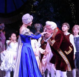 Балет «Щелкунчик» – премьера в Нур-Султане