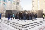 Астанадағы митинг, архивтегі фото