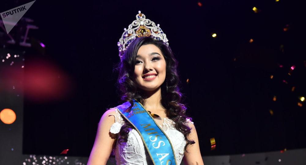 Мисс Астана-2019 Айзада  Хабиболлаева