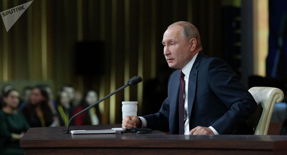 Ресей президенті Владимир Путин, архивтегі фото