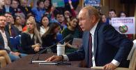 Путин об угрозах властей Эстонии в адрес сотрудников Sputnik Эстония