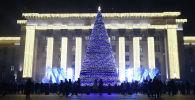 Главная елка Алматы