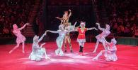 Цирковое представление для особенных детей