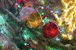 Новогодняя елка, архивное фото