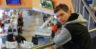 Фотокорреспондент РИА Новости Андрей Стенин