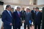 Касым-Жомарт Токаев посетил Казахский агротехнический университет им. С. Сейфуллина