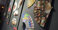 Выставка вееров