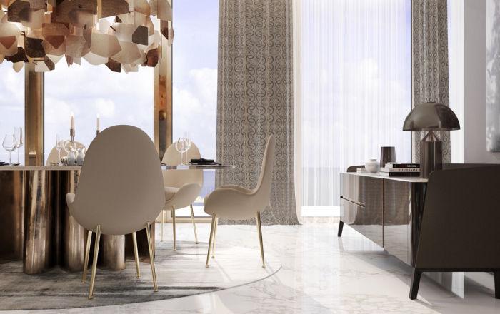 Эли Сааб представит первую мебельную коллекцию на миланской выставке Salone del Mobile в 2020 году