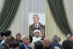 Панихида по погибшему в авиакатастрофе генералу Рустему Кайдарову