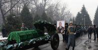 Похороны генерала Рустема Кайдарова