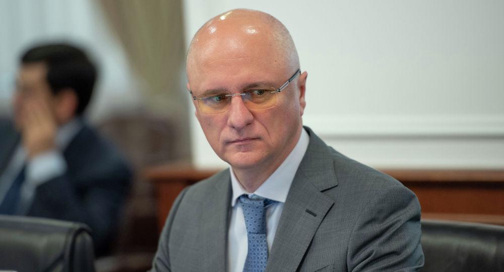 Министр индустрии и инфраструктурного развития Республики Казахстан Роман Скляр