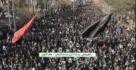 В Иране Тысячи человек по всей стране вышли на митинг после убийства генерала Сулеймани США