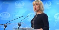 Мария Захарова прокомментировала убийство генерала Сулеймани