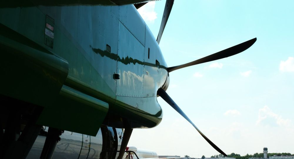 Bombardier Dash 8, ұшақ, фото